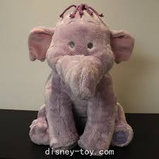 buy lumpy soft toy winnie pooh heffalump cuddly toys