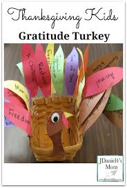 thanksgiving gratitude turkey the feathers list things you
