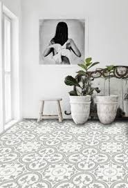 patterned cushion sheet vinyl flooring moroccan design tangier 04