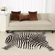 online buy wholesale zebra rug from china zebra rug wholesalers