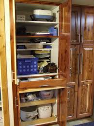 Kitchen Drawer Cabinets Shelves Magnificent Diy Slide Out Drawers For Kitchen Cabinets
