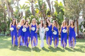 blue bridesmaid dresses cobalt blue bridesmaid dresses