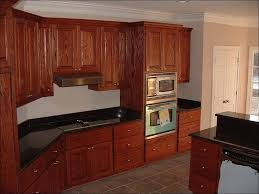 kitchen paint colors with golden oak cabinets ideas including also