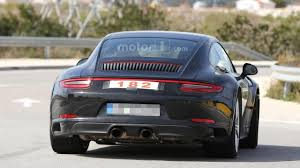 2018 porsche 911 carrera news reviews msrp ratings with