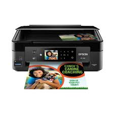 Small Office Printer Scanner Epson Expression Home Xp 430 Wireless Color Inkjet Small In One