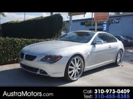 bmw convertible 650i price used bmw 6 series for sale search 1 011 used 6 series listings