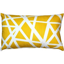 Yellow Decorative Pillow Mustard Yellow Throw Pillow Covers