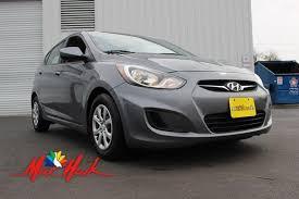 2014 hyundai accent for sale 2014 hyundai accent gs in houston tx mac haik auto direct