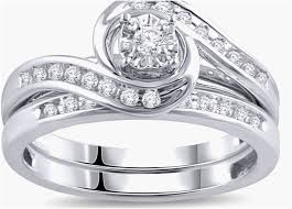 wedding rings sets for him and white gold wedding band sets walmart wedding rings sets