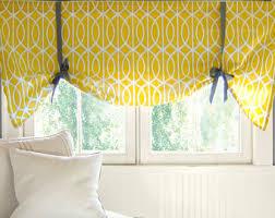 Roman Shades And Valances Curtains U0026 Window Treatments Etsy