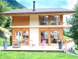 maison moderne bois kit becokit construction de maisons ossature