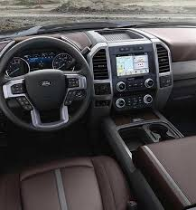 Ford Ranger Interior Accessories 2017 Ford Super Duty Truck Built Ford Tough Ford Com