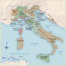 Modena Italy Map Cyarthistory Early Renaissance