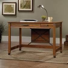 Sauder Computer Desk Cinnamon Cherry by Shop Desks At Lowes Com