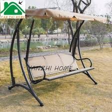 metal outdoor patio furniture garden swing for adults indoor