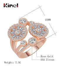 cocktail ring picture more detailed picture about kinel fashion