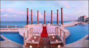mexico wedding venues best wedding venues in cancun mexico evgplc