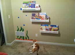 homemade bookshelves baby stuff pinterest homemade