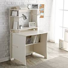 writing desk with hutch amazon com legare 36 in writing desk with hutch kitchen dining