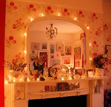 posy fairy lights and firescreens with where to put in bedroom