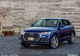 Audi Q5 62 Plate - 2018 audi q5 makes its us debut at the los angeles auto show