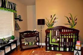 Crib Bedding Green Dk Leigh Nursery Crib Bedding Set Frog 7 Count Green Brown Lime