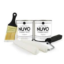 how to paint kitchen cabinets nuvo how to paint kitchen cabinets with nuvo cabinet paint kit