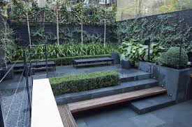 small family garden ideas lawn garden unusual small gardens design ideas with l shape pallet