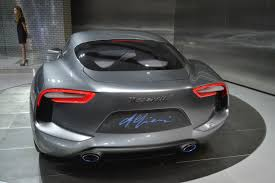 maserati concept maserati shows alfieri concept in detroit announces 2014 sales
