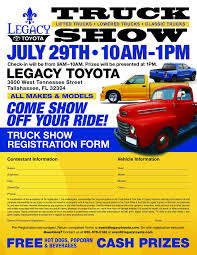 used lexus tallahassee fl truck show u0026 first responders event legacy toyota