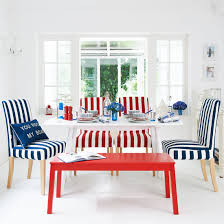 Nautical Dining Room How To Create A Nautical Dining Room In 5 Steps Ideal Home
