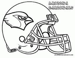 nfl coloring pages helmets coloring home