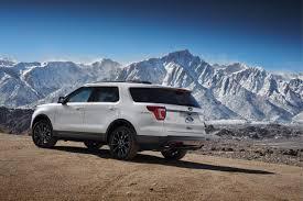 Ford Explorer Upgrades - ford explorer xlt sport appearance package for 2017