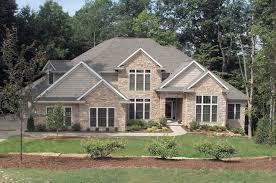 white trim with tan brick exterior house colors pinterest
