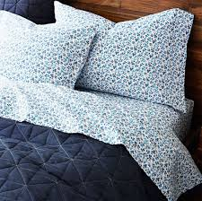 west elm coverlet deep sea beds with nomad coverlet shams home design and interior