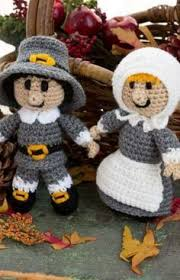 12 free fall thanksgiving crochet patterns thanksgiving