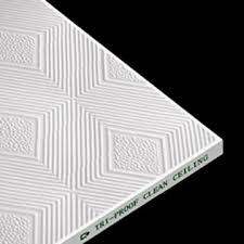 Vinyl Faced Ceiling Tile by Vinyl Laminated Gypsum Ceiling Fiberglass Gypsum Ceiling