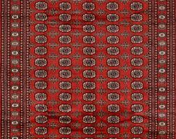 Pakistan Bokhara Rugs For Sale Pakistani Rug Etsy