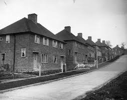 British Houses Suburban Row Pictures Getty Images