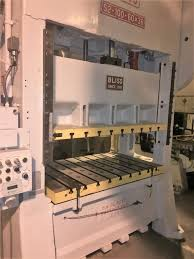 used bliss presses for sale u2022 bliss stamping presses