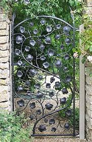 best 25 metal garden gates ideas on small garden gate