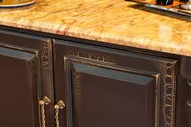 Crackle Paint Kitchen Cabinets Mullet Cabinet Breathtaking Kitchen Designed For Royalty