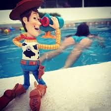 irti funny picture 3840 tags creepy woody toy story pool