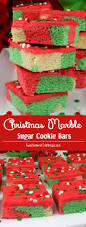 christmas marble sugar cookie bars two sisters crafting