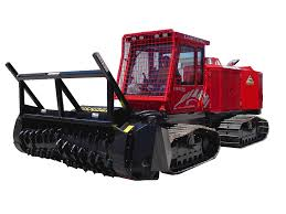 tushogg is a land clearing attachment built by river city mfg in