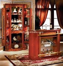 Red Corner Cabinet Small Corner Bar Counter Small Corner Bar Counter Suppliers And