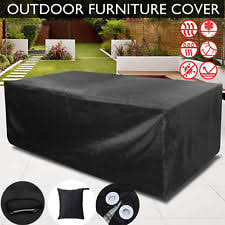Outdoors Furniture Covers by Unbranded Set Outdoor Furniture Covers Ebay
