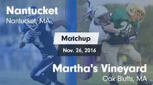 Nantucket Ma - boys varsity football nantucket high nantucket