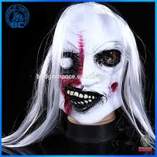 new halloween mask new design funny wholesale scary grimace mask scary halloween mask