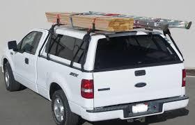 Ford F350 Truck Toppers - u s rack truck cap ladder medium duty work info bed topper nissan